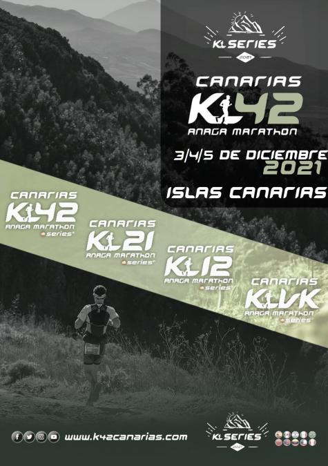 cartel K42 Canarias 2021 alta